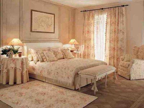 Интерьер спальной комнаты: чем меньше, тем лучше