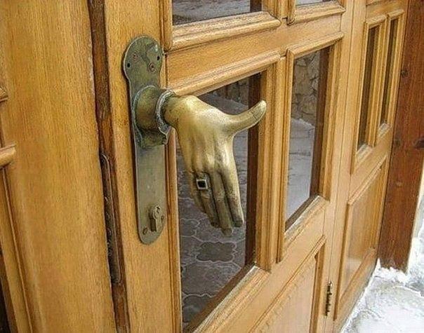 Ручки на двери своими руками фото 13