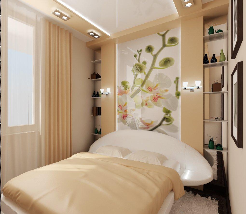 Красивый ремонт в маленькой комнате