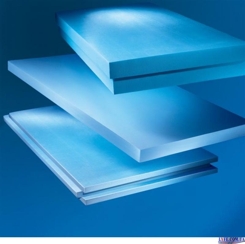 Экструдированный пенополистирол styrofoam