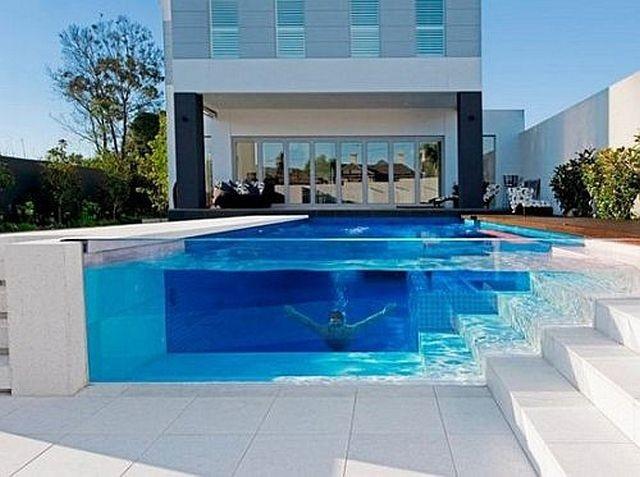 Выбираем плитку для бассейна