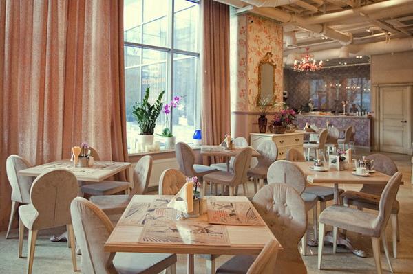 Ресторан в стиле прованс