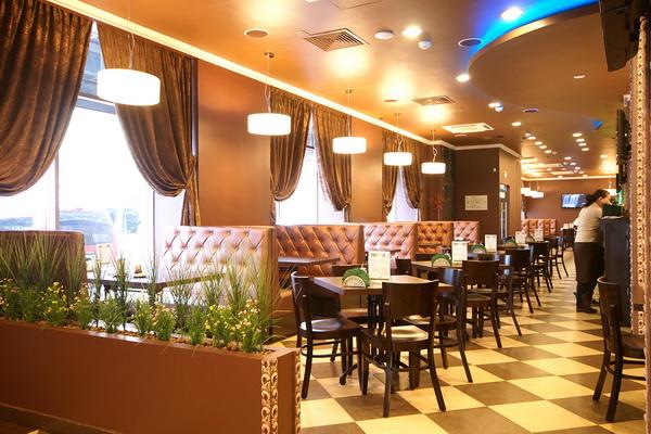 Кафе Лепешка 🍴 в Москве - цены на меню, отзывы, фото