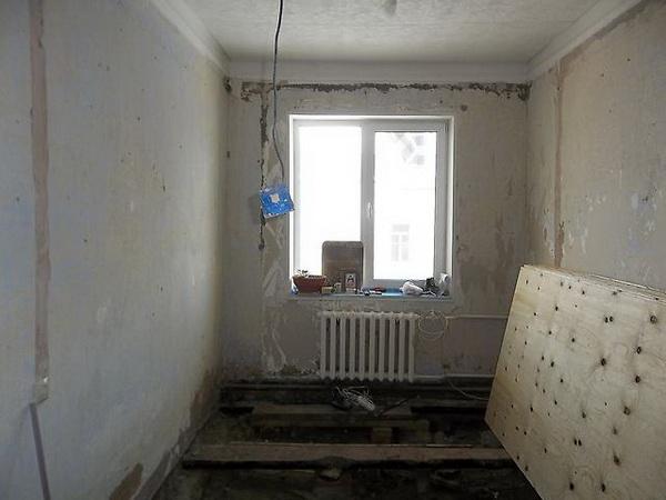 Ремонт в сталинской квартире своими руками 48