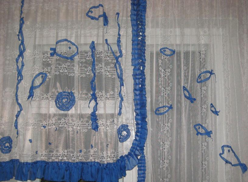 Как красиво сделать тюль в детской - ЛЕГИОН