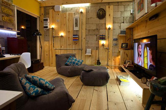 25Необычный дизайн комнаты