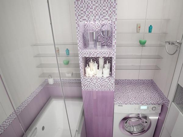 Ремонт потолка ванной комнаты своими руками 100