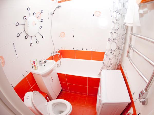 Дизайн ремонта ванной комнаты в хрущевке