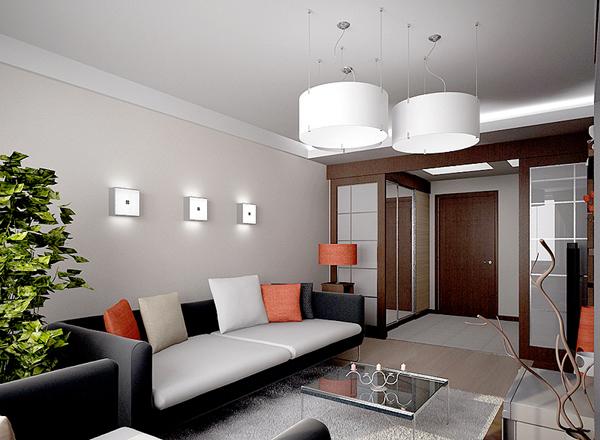 Дизайн квартир в панельном доме