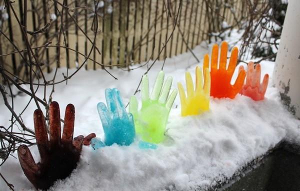 Видео как сделать ледянку