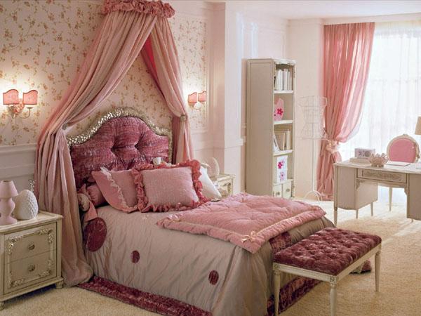 Стиль «прованс» в оформлении детской комнаты