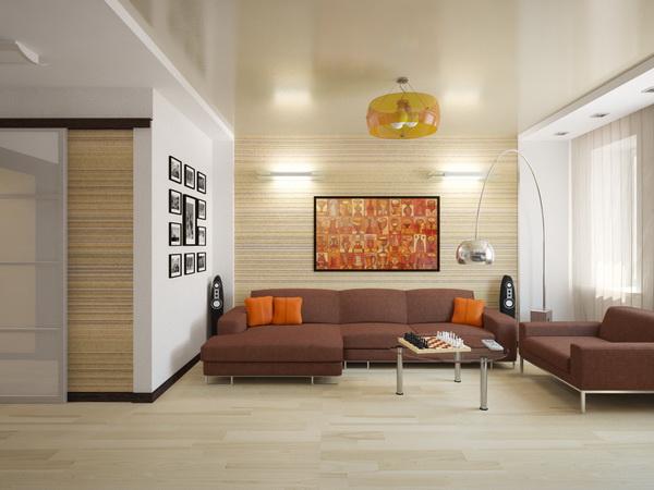 Отделка квартиры в стиле «Минимализм»