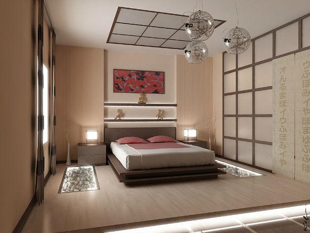 Авторские дизайны спален