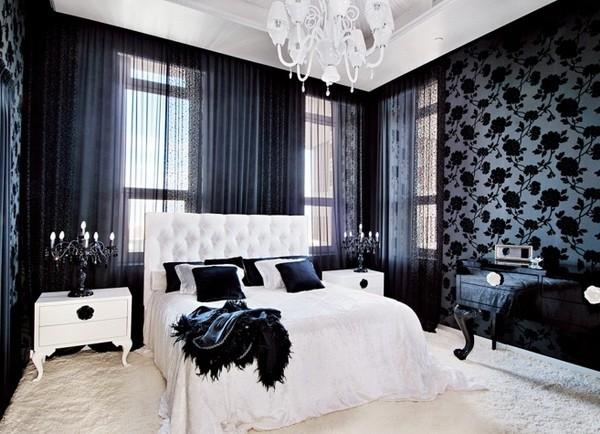 обои для спальни фото красивые