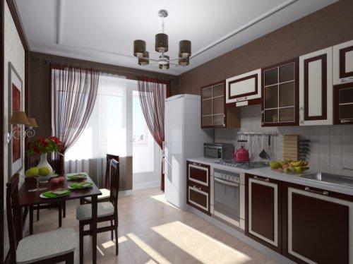 Люстры для кухни в современных стилях